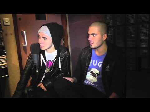 The Wanted Interview with Paul Foster & Debbie Lindley - The Pulse