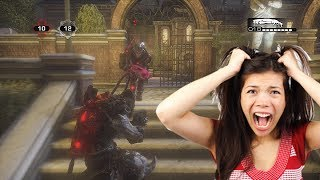 Angry Woman gets TROLLED on Gears of War 3 (Hilarious!)