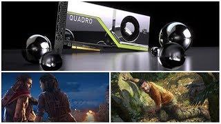 Nvidia выпускает видеокарту за 10 000 $   Игровые новости