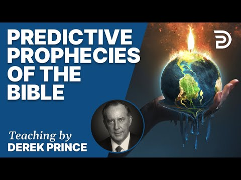 Where Are We in Biblical Prophecy, Pt 1 - Predictive Prophecies of the Bible