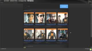 Крафт значка в steam (Half-Life 2)