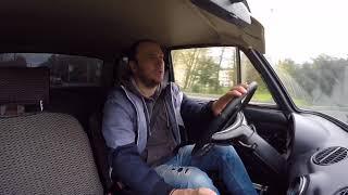 Жигули Баклажан Ваз-2106 1998 года,замена масла и история автомобиля