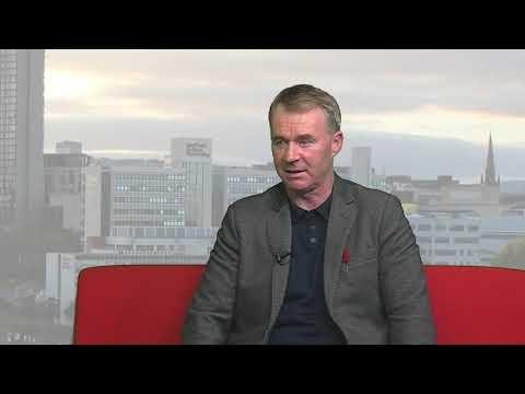 Sheffield Live TV John Sheridan 9.11.17 Part 2