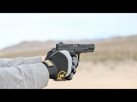 Test Firing The Canik 55 Dolphin 9mm Youtube