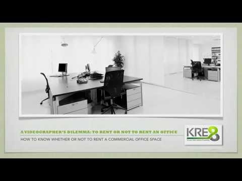 Production ContractTo Rent Or Not to Rent an Office Space
