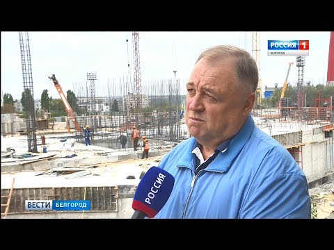 Белгород получил шанс принять чемпионат мира по волейболу