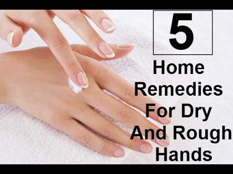 Dry Cracked Hands  | Home Remedies for Dry Cracked Hands