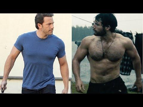 Batman v Superman Body Transformation  Ben Affleck VS Henry Cavill