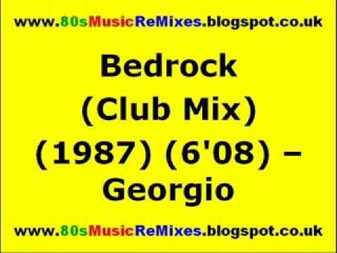 Bedrock (Club Mix) - Georgio   David Morales   80s Club Mixes   80s Club Music   80s Dance Music