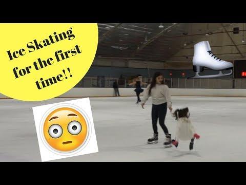 We surprised Ava with Ice Skating! I AllInTheFoleyFamily