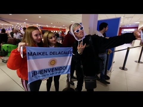 Maikel Delacalle - On the Daily Vol.3 - Gira Argentina y Chile