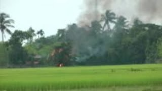 Rights group: Myanmar soldiers confirm atrocities