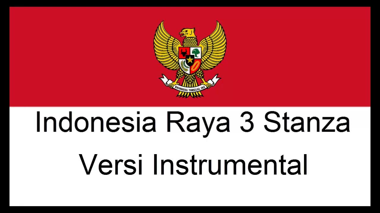 Indonesia Raya 3 Stanza Instrumental Chords Chordify