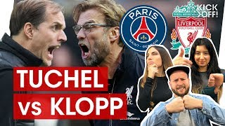Download Video Who is the better coach? Tuchel vs Klopp | PSG vs Liverpool MP3 3GP MP4