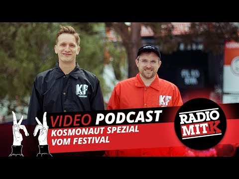 Kraftklub - KOSMONAUT-SPEZIAL - Radio mit K - Episode 24