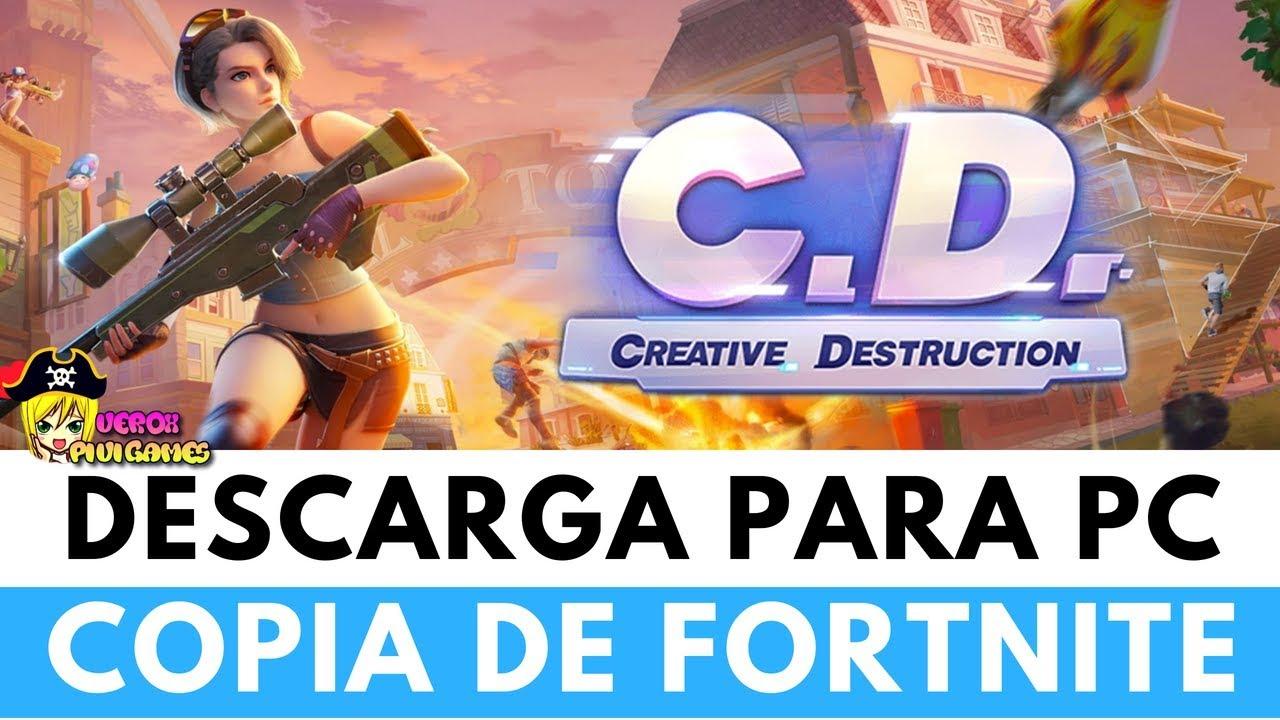 Descargar juego fortnite para pc