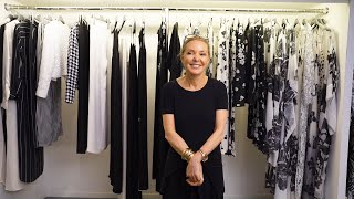 HK Super Fans - Marie France Van Damme: Canadian couturier opened her 1st store in HK