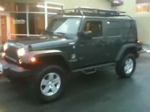 2007 JEEP WRANGLER TJ X LIFTED 6 SPPED $21,995+ FEES 925-449-4747