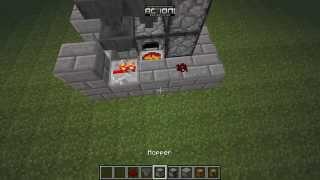 Otomatik Fırın Sistemi Yapımı | Türkçe Minecraft |