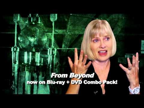 From Beyond 1986 Barbara Crampton on Making From Beyond