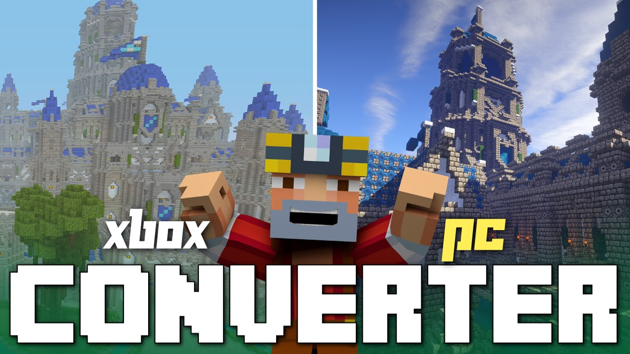 minecraft world converter pc to windows 10