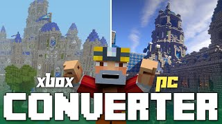 Minecraft: How to Convert Worlds from Xbox to PC! (New Minecraft Converter)