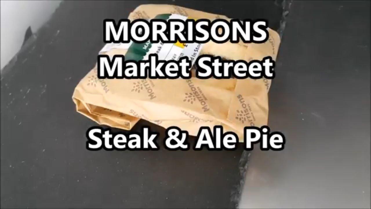 MORRISONS Steak & Ale Pie - YouTube