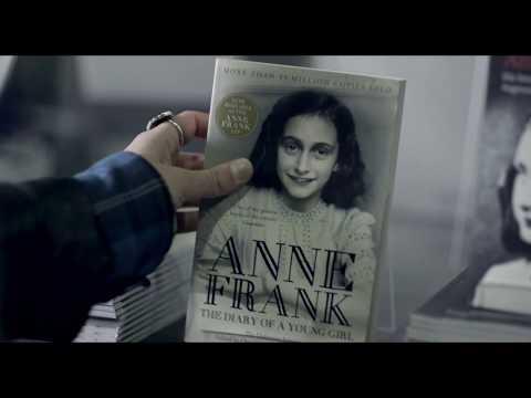 #ANNEFRANK - Vite Parallele | Il docu-film al cinema solo l'11, il 12 e il 13 novembre 2019