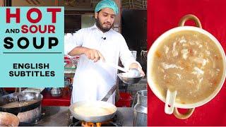 Chicken Hot and Sour Soup - Secret Authentic Commercial Recipe - Kun Foods