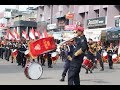 DRUMBAND SATPAM GUNCANGKAN BATAM INTERNATIONAL CULTURE CARNIVAL 2018
