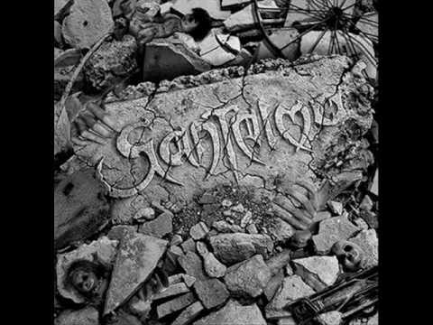 Santelmo-Bosque de hojas muertas