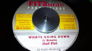 Half Pint - Whats Going Down + Dub