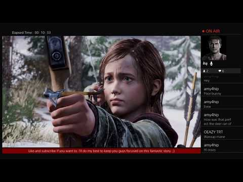 50 Subscriber Broadcast: The Last of Us Remastered - Part 7 - Winter