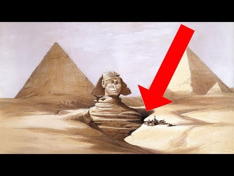 IS the HALL OF RECORDS, UNDER THE SPHINX? EVIDENCE EXAMINED!!