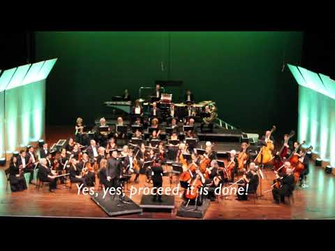 'Whitiora' for cello, chanting voice and orchestra (2017) by Te Ahukaramū Charles Royal