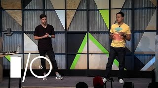 Repeat youtube video Android Wear 2.0: Watch faces and Complications - Google I/O 2016