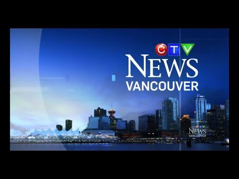 CIVT - CTV News Vancouver at 6 - Open March 30, 2018