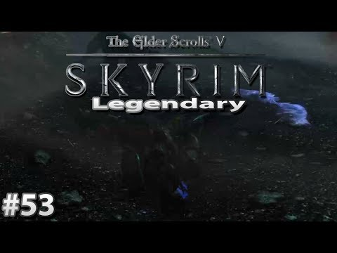 Skyrim SE - 53 - Hot Giant on Dragon action