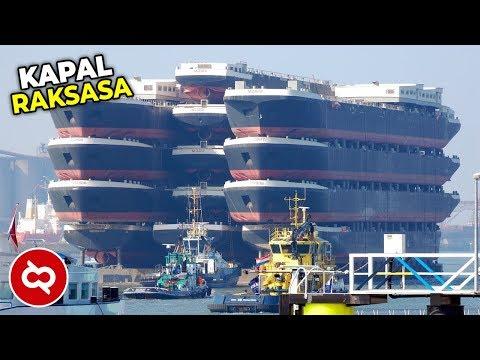 10 Kapal Terbesar Dan Termewah Di Dunia, Ukurannya Ngalahin Kapal Titanic?