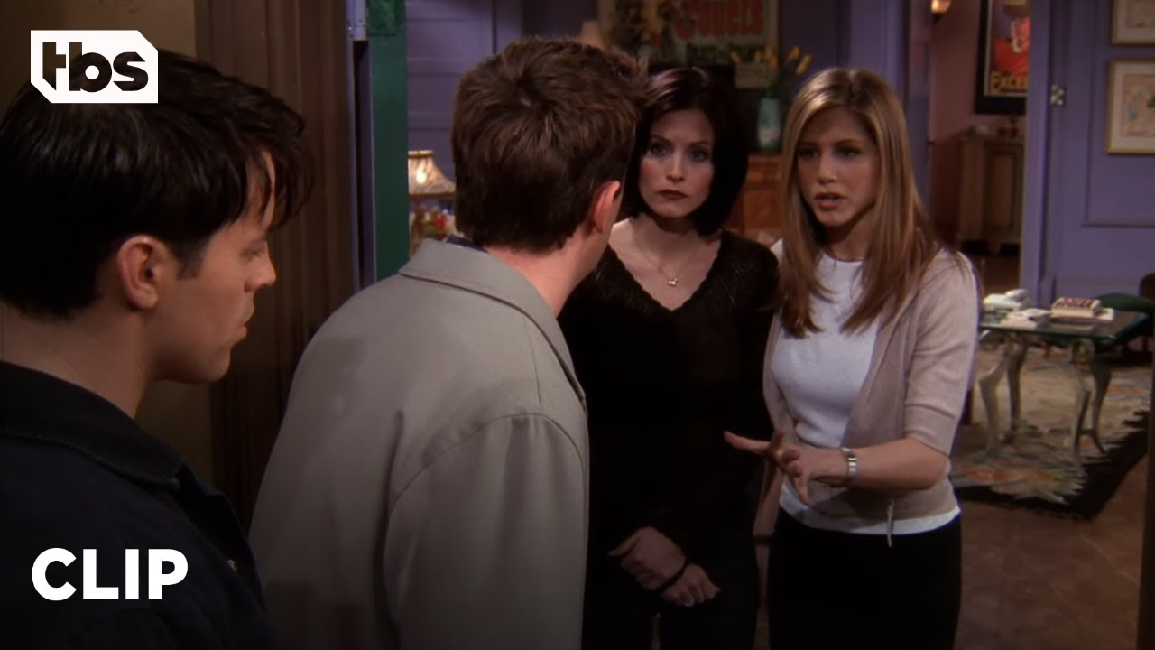 Download Friends: The Girls Take Their Apartment Back (Season 4 Clip) | TBS