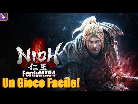 NIHO -Se Sbagli sei Fottuto!- Let's Play ITA (PS4/FerdyMX84)