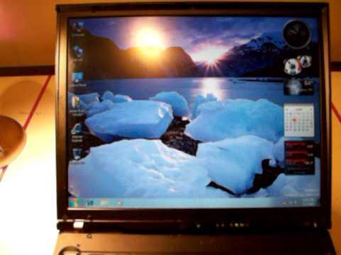 9a510b5dd495 IBM ThinkPad T42 with Windows 7