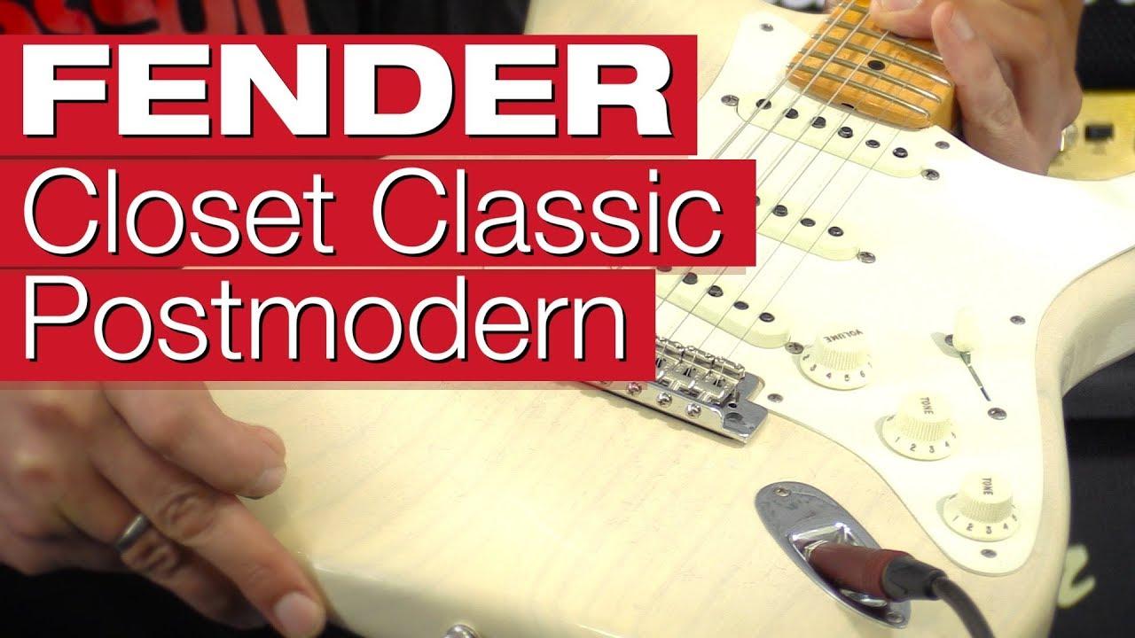 Fender Custom Shop Lush Closet Classic Postmodern Stratocaster MN ...