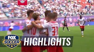 Video Gol Pertandingan Freiburg vs RasenBallsport Leipzig