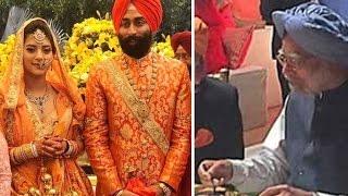 Nirvan Singh And Mriganka Singh wedding moments Reception In Delhi