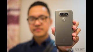 Lg G5 Smartphone Unboxing & Overview | Tech Bazaar