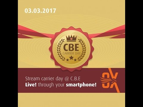 CBE CARRIER DAY 2017