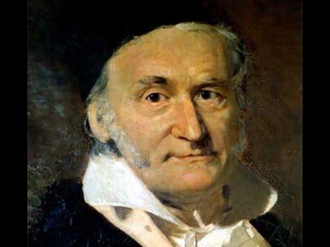 Gauss El Principe De Las Matematicas - universo matematico