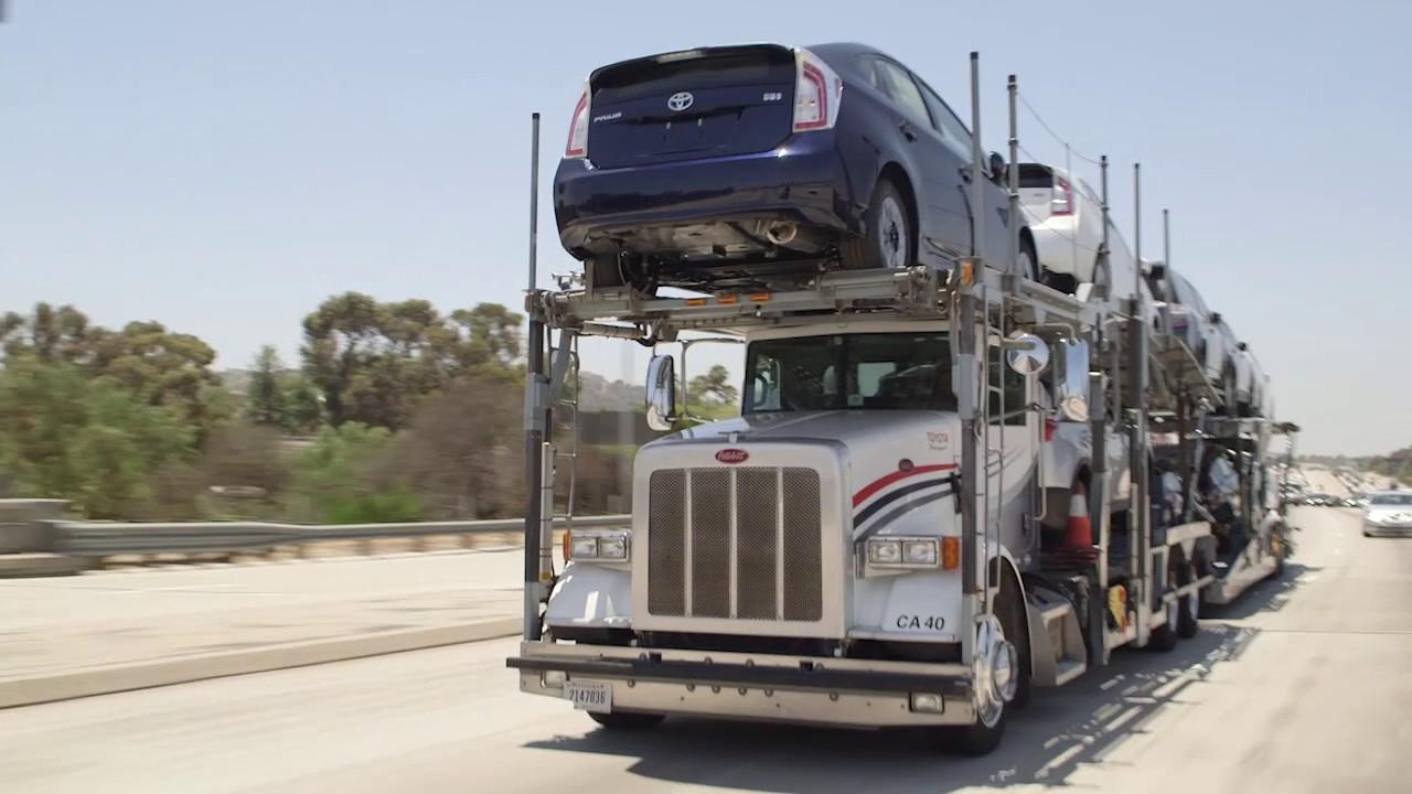 Toyota Transport Condensed Youtube
