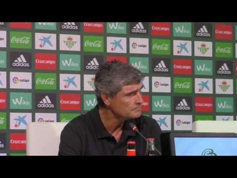 Juande Ramos (Betis vs Málaga 2016/2017)